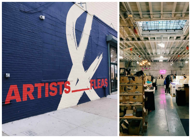 Artists & Fleas | Williamsburg