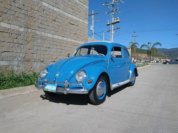 1956 Oval Ragtop For Sale