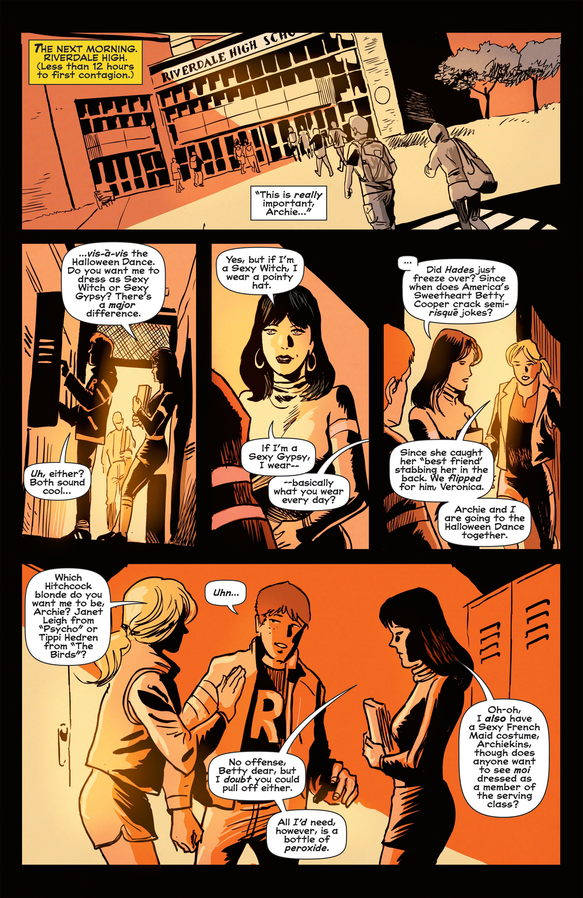 Read online Afterlife with Archie comic -  Issue #1 - 12