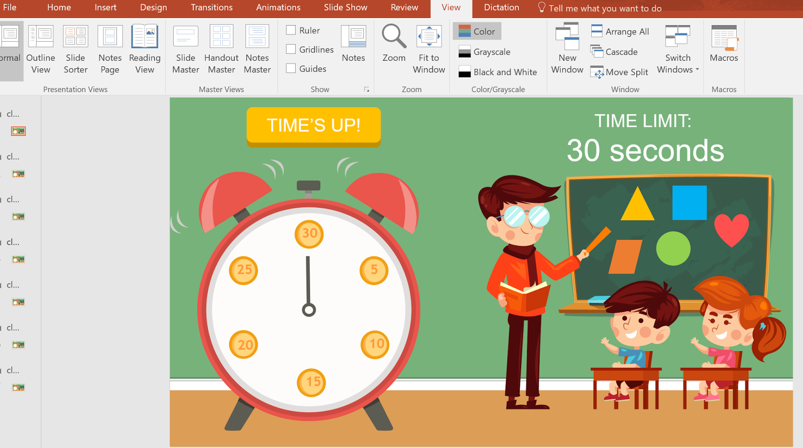 Free Technology For Teachers Free Timer Templates For Powerpoint