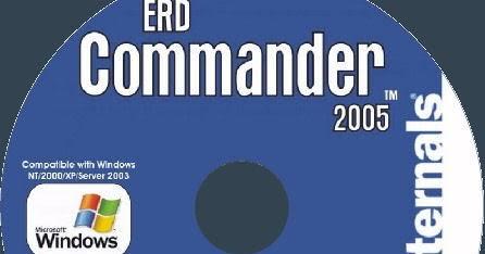 ERD 7 WINDOWS TÉLÉCHARGER COMMANDER GRATUITEMENT POUR