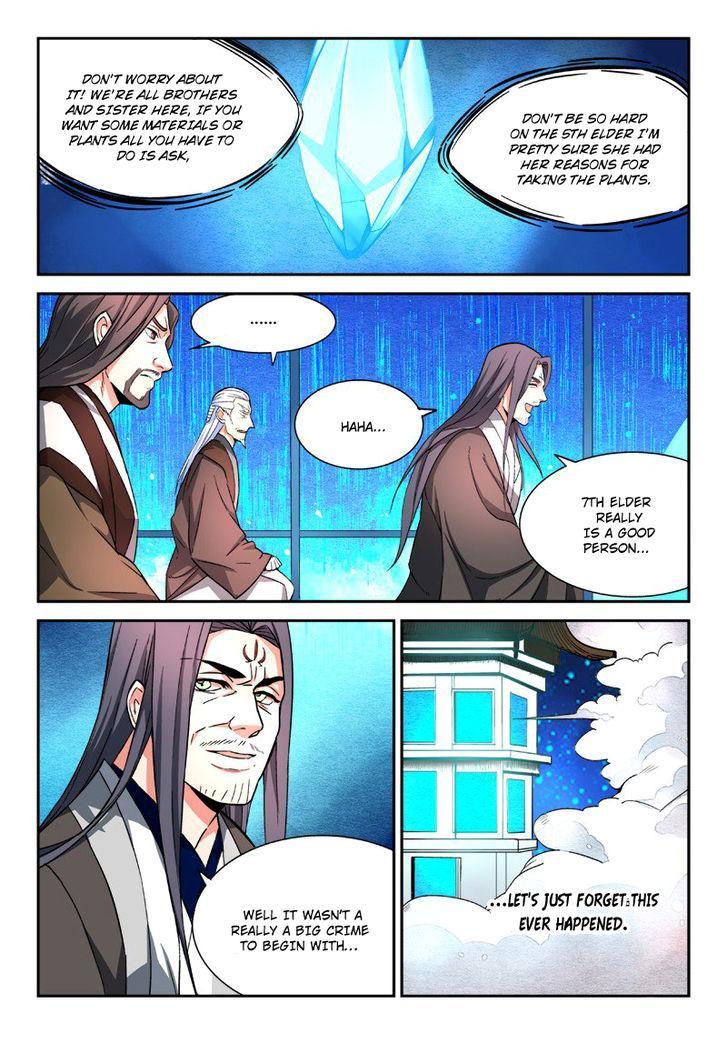 Spirit Blade Mountain - Chapter 50