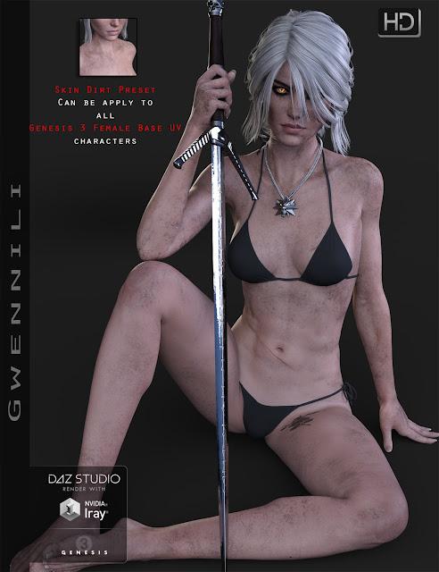 Gwennili HD for Victoria 7