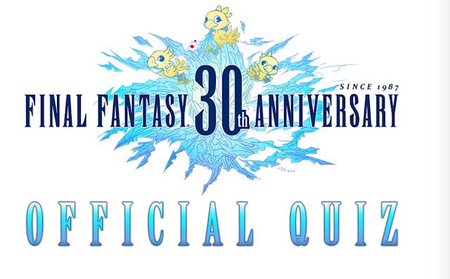 Descubre lo que sabes de Final Fantasy y gana premios