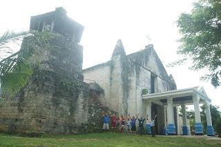 Sta. Maria Church Siquijor