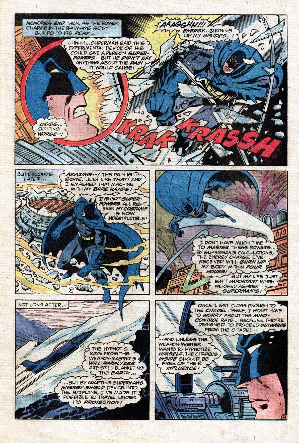 Read online World's Finest Comics comic -  Issue #274 - 5