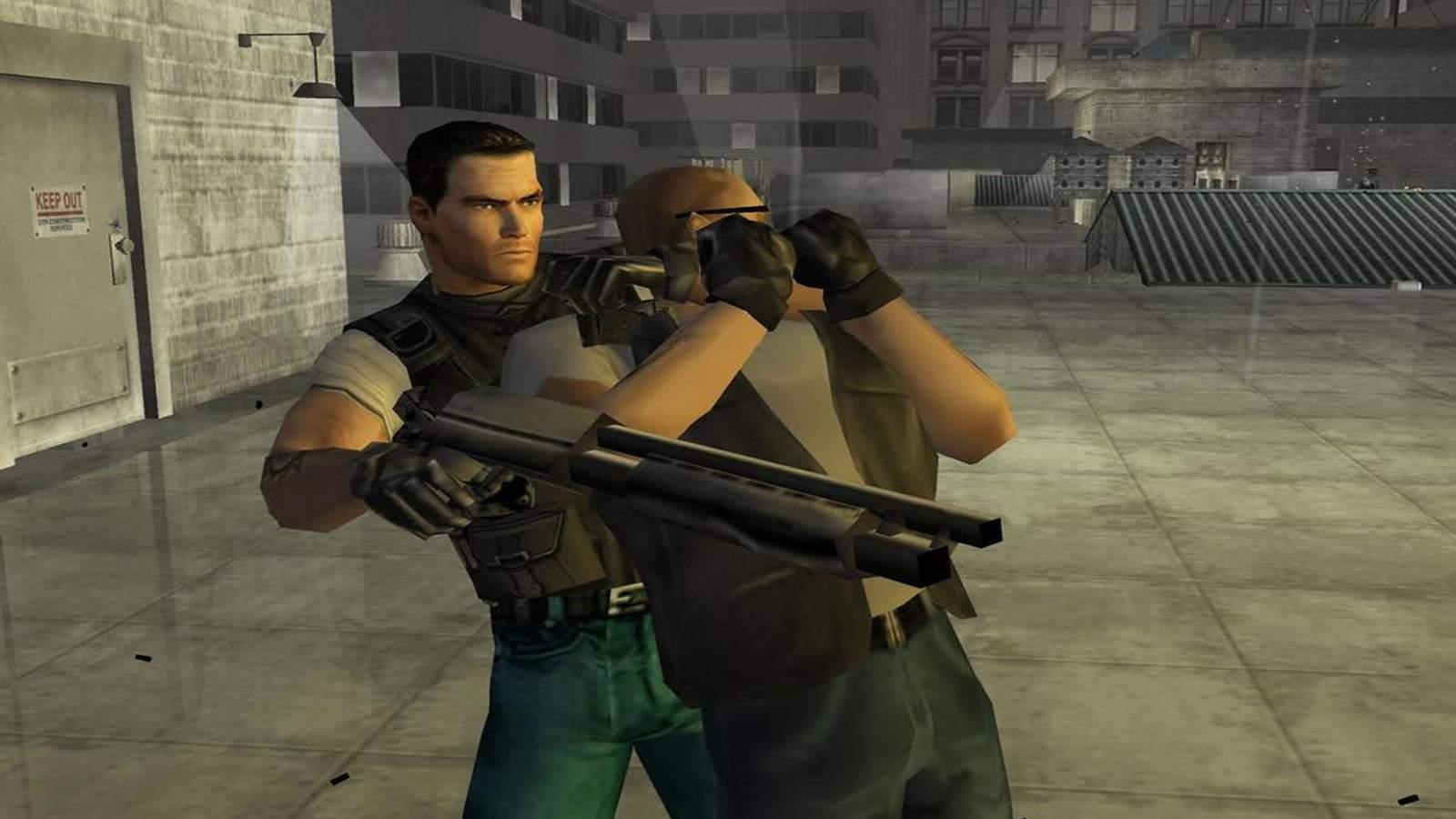 تحميل لعبة Dead To Rights مضغوطة برابط واحد مباشر كاملة مجانا