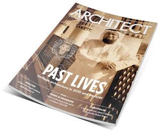 Middle East Architect Magazine – December 2010