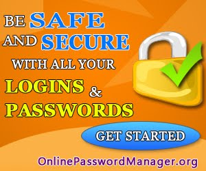 Online Password Manager