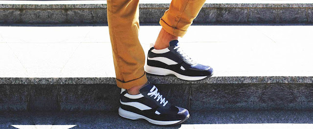 sneakers rialzate