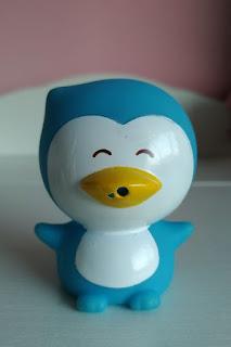 Пингвин по фото.