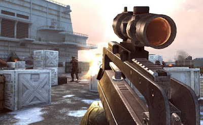 Modern Combat 3 Fallen Nation Apk + Data For Android