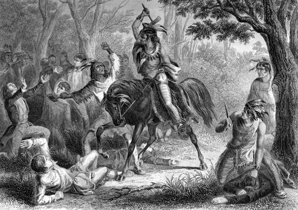 tecumseh women Tecumseh was a native american shawnee warrior and chief, who became the  primary leader  accursed be the race that has seized on our country and  made women of our warriors our fathers, from their tombs, reproach us as slaves  and.