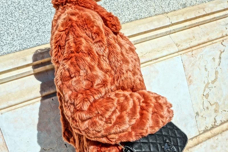 Almamodaaldia - Abrigo de Pelo