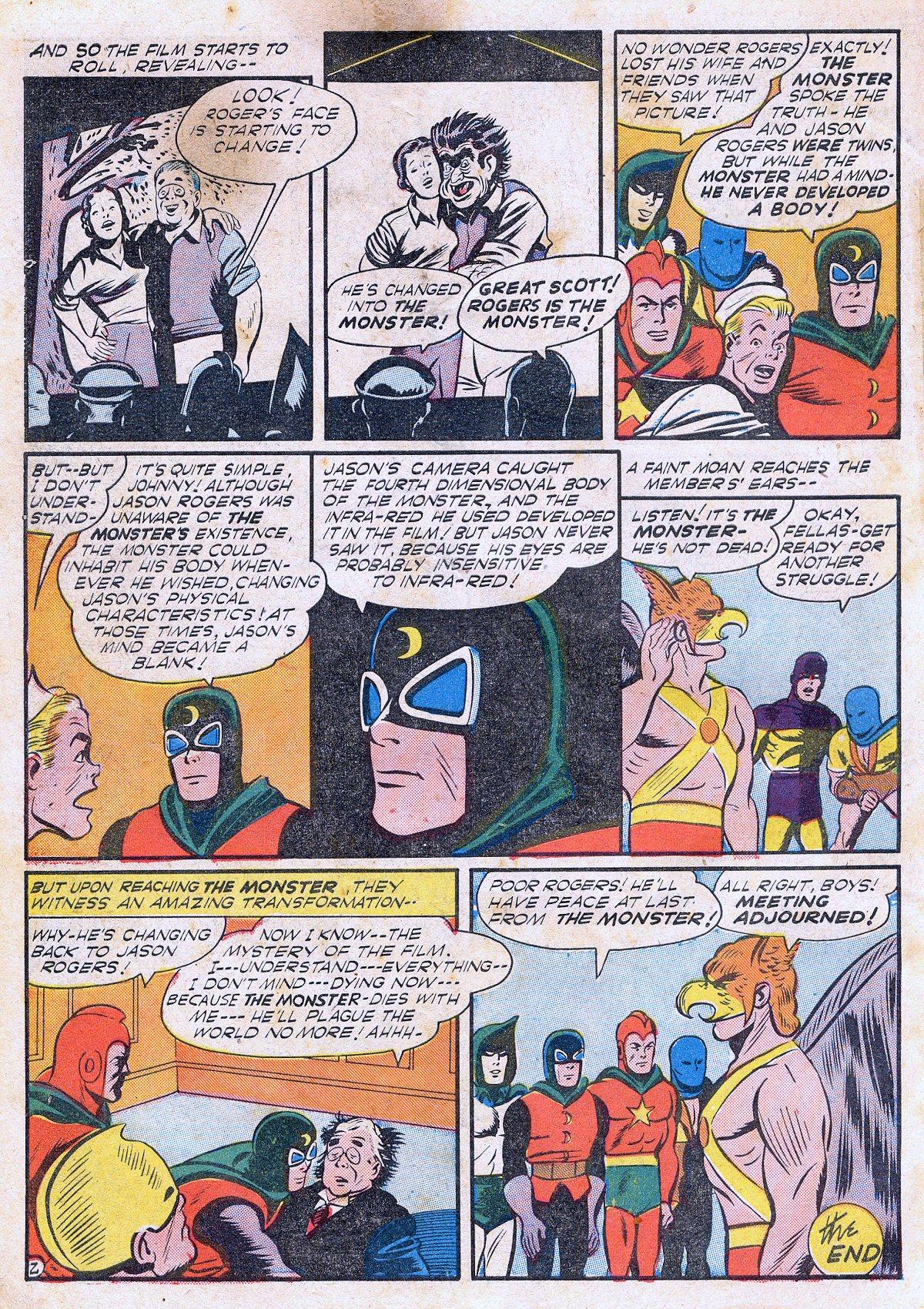 Read online All-Star Comics comic -  Issue #20 - 51