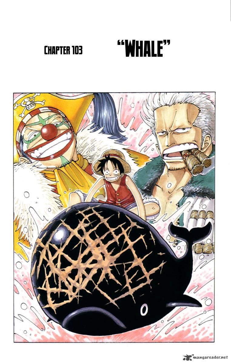 One Piece 103