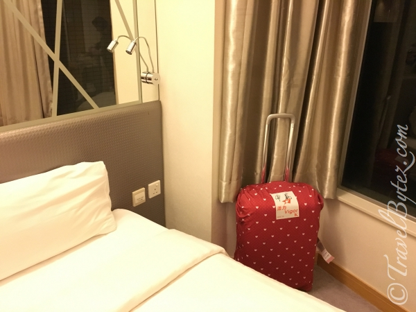 Dorsett Mongkok Hong Kong: Comfort Room Review