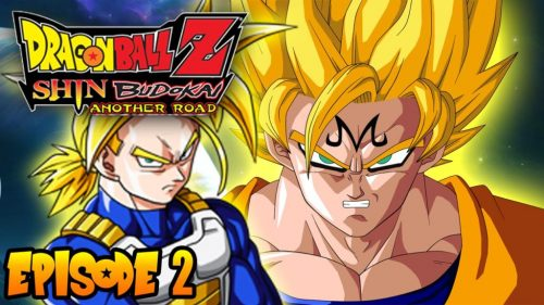 Dragon Ball Z Shin Budokai Another Road USA PSP for Android
