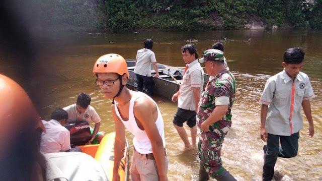 Sempat Hilang di Sungai, Pelajar Yang Dikejar Satpol PP Ditemukan Meninggal Tenggelam