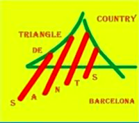 Country Triangle de Sants