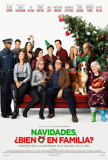 Cartel: Navidades, ¿bien o en familia? (2015)