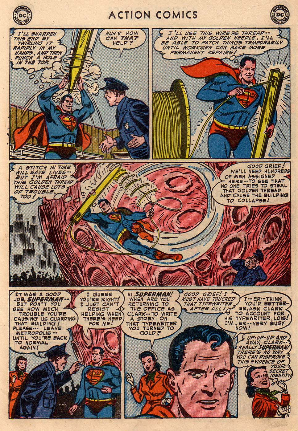 Action Comics (1938) 193 Page 12