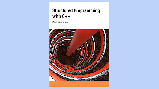 كتاب Structured Programming with C++