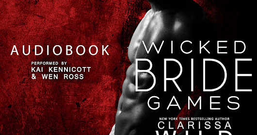 Audiobook of Wicked Bride Games - OUT NOW!
