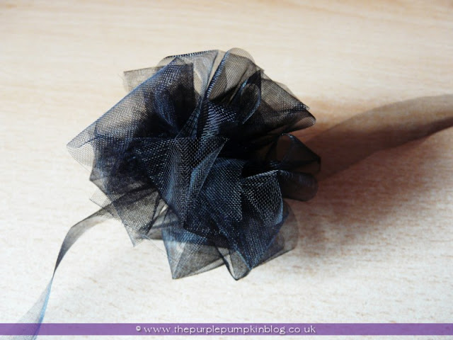 Organza Bows | The Purple Pumpkin Blog