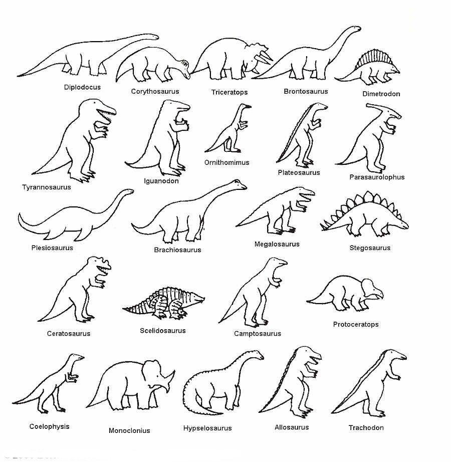 dinosaur coloring pages free - laminas para colorear coloring pages dinosaurios para