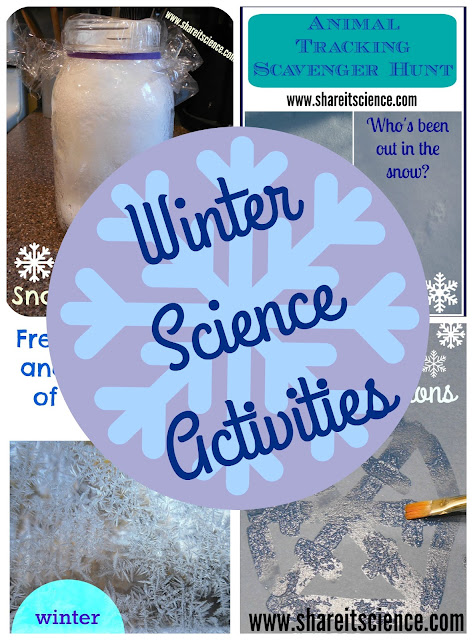 Winter Season Science Experiments and Activities