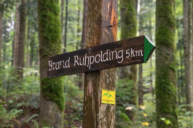 Familienwanderung in Ruhpolding  Märchenwald und Freizeitpark  Wandern im Chiemgau  Wanderung-Ruhpolding 07