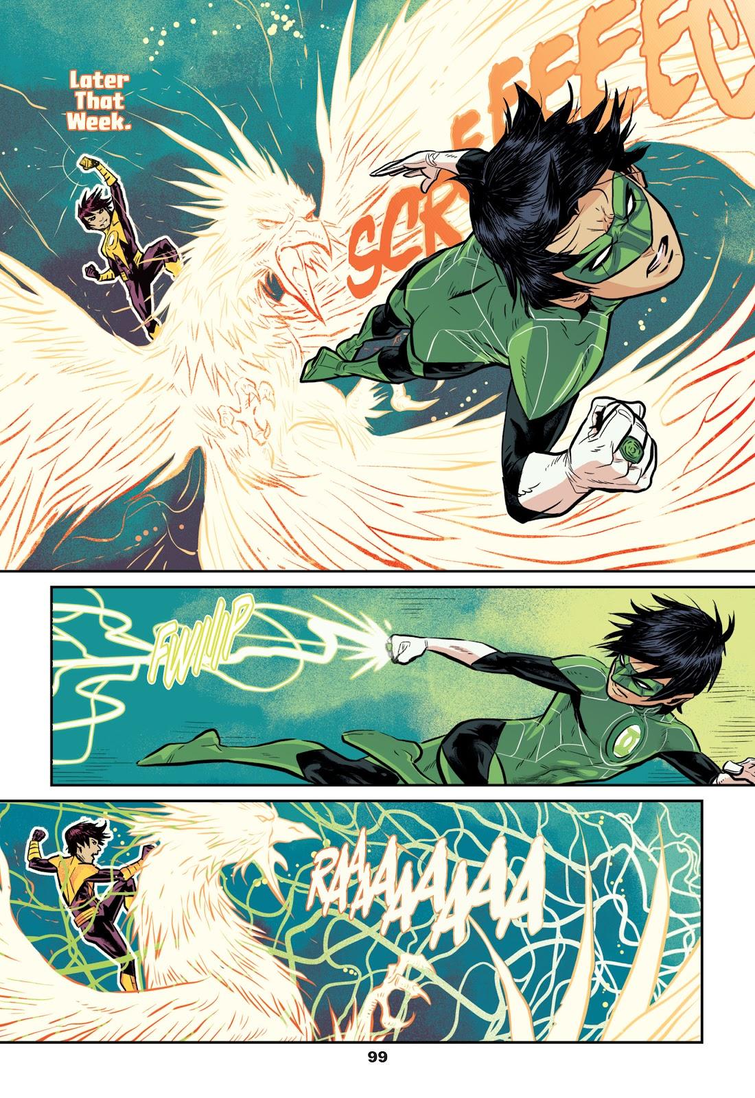 Read online Green Lantern: Legacy comic -  Issue # TPB - 97