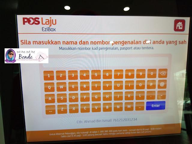TUTORIAL PENGGUNAAN MESIN EZIBOX POS LAJU MALAYSIA