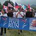 Wagub Cok Ace Harap Sri Chinmoy Peace Run Bisa Jadi Awal yang Baik Untuk Pariwisata Desa Sudaji
