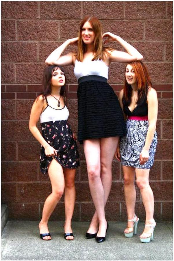 Tall Woman 30