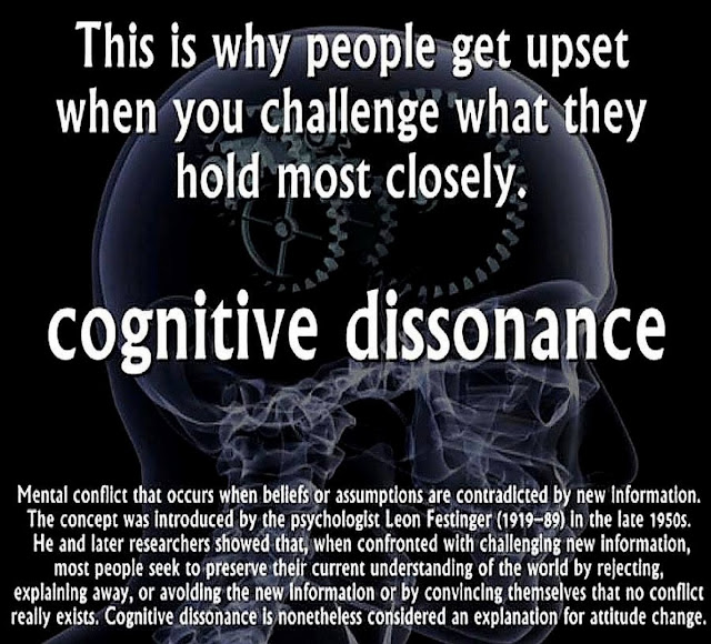 issue analysis cognitive dissonance That conflict is called cognitive dissonance and is  for our issue that we have  been talking about, we might start to believe that the people that take the long.