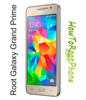 Guide to root Samsung Galaxy Grand Prime