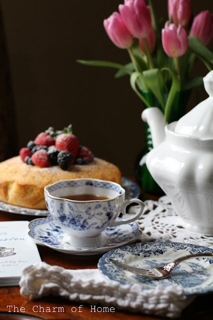 Tea with Jane Austen: The Charm of Home