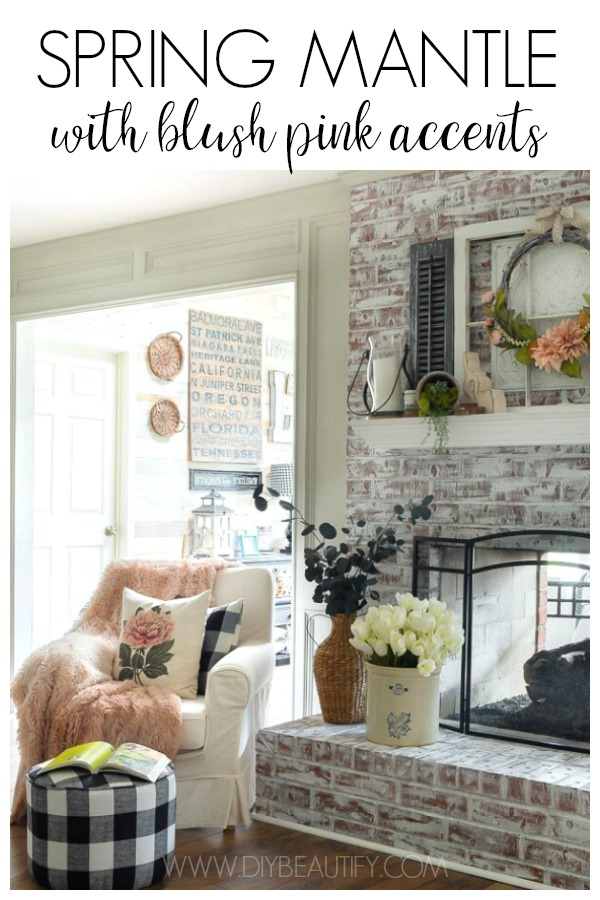 cozy Spring with layered and vintage items