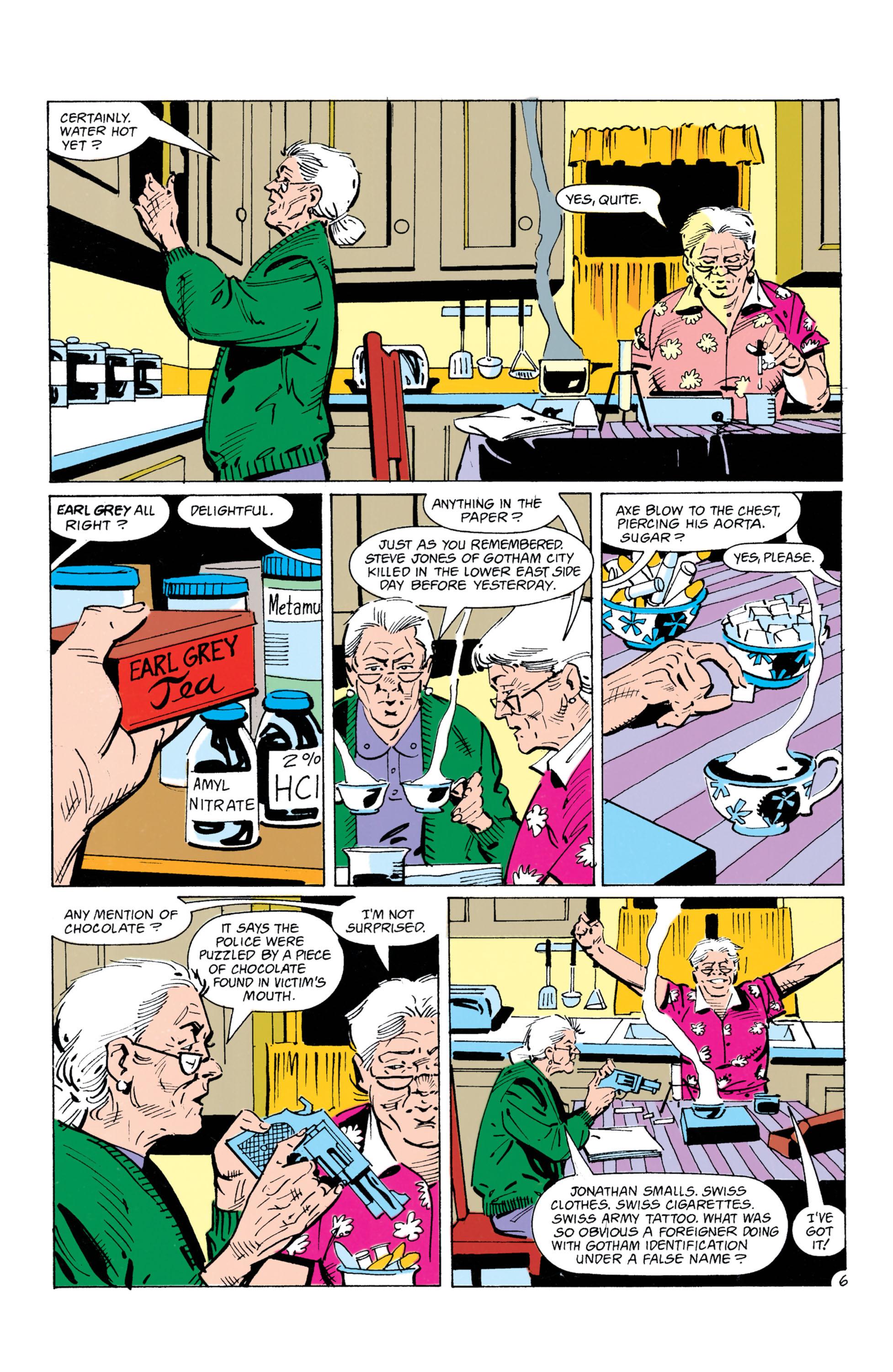 Detective Comics (1937) 634 Page 6