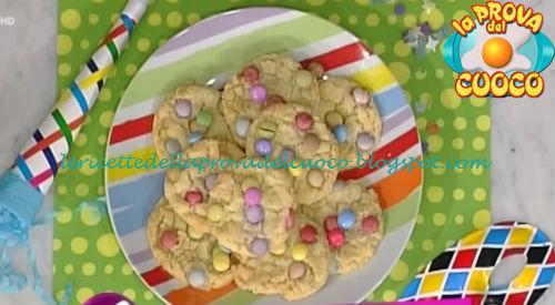 Ricetta dei Biscotti di coriandoli da La Prova del Cuoco