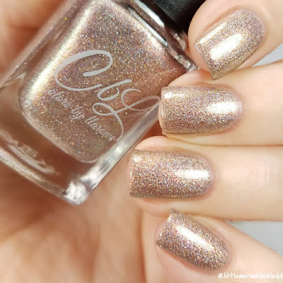 Colors By Llarowe Frohe Feiertage! Polish Pickup December 2017 Swatches and Review