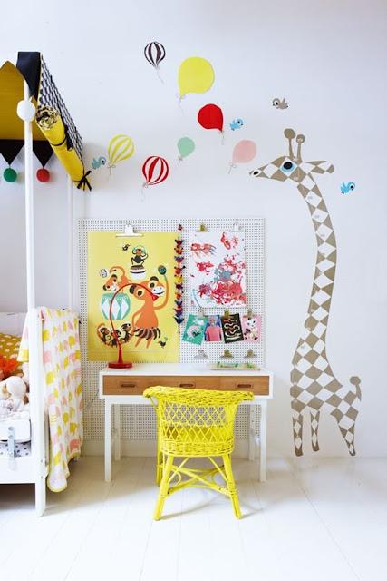 Unisex Children's Bedroom Ideas 8
