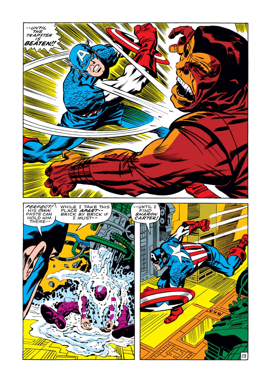 Read online Captain America (1968) comic -  Issue #108 - 20