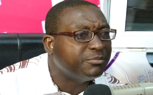 NPP to face NDC boot for boot,  an angry Mr Buabeng Asamoah