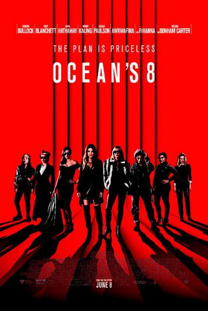 Ocean's Eight (2018) με ελληνικους υποτιτλους