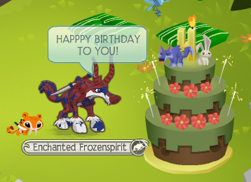 Pet Birthday Cake Ice Cream Sandwiches