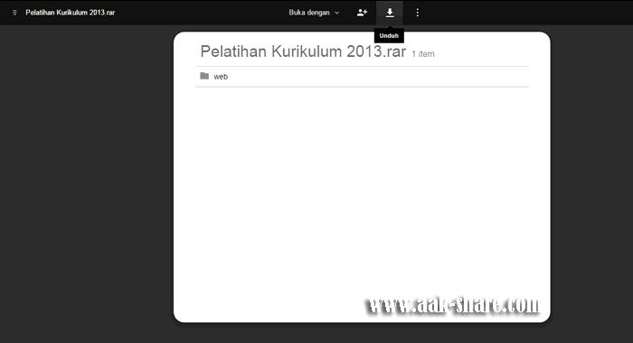 File di Google Drive