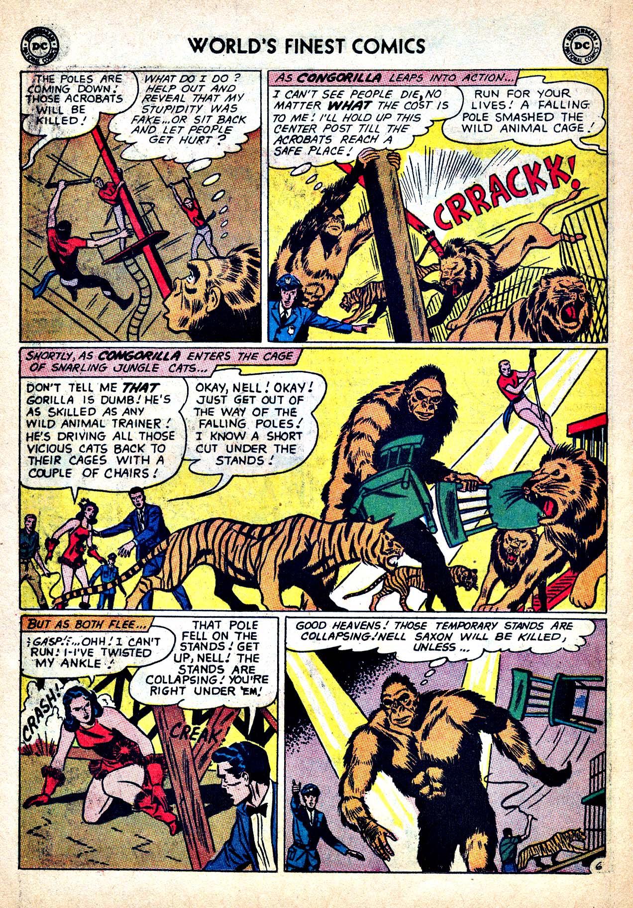 Read online World's Finest Comics comic -  Issue #150 - 30